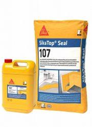 SikaTop Seal-107 (kétkomponensű vízszigetelés)