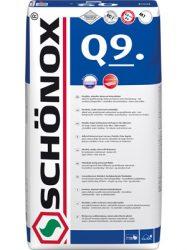SCHÖNOX Q9 flexibilis traszragasztó (25 kg) C2 FTE S1