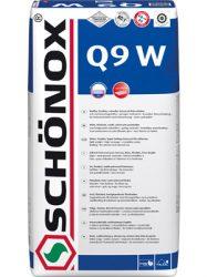 SCHÖNOX Q9 W fehér flexibilis traszragasztó (25 kg) C2 FTE S1