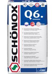 SCHÖNOX Q6 flexibilis ragasztó (25 kg) C2 TE S1