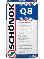 SCHÖNOX Q8 flexibilis ragasztó (15 kg) C2 TE S1