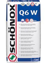 SCHÖNOX Q6 W fehér flexibilis ragasztó (25 kg) C2 TE S1
