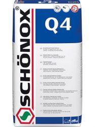 SCHÖNOX Q4 flexibilis ragasztó (25 kg) C2 TE S1
