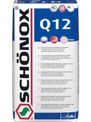 SCHÖNOX Q12 flexibilis ragasztó (25 kg) C2 TE S2