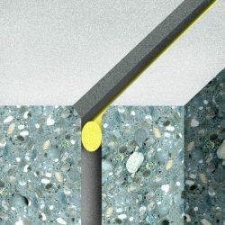 Sika háttérkitöltő profil (Ø25 mm)