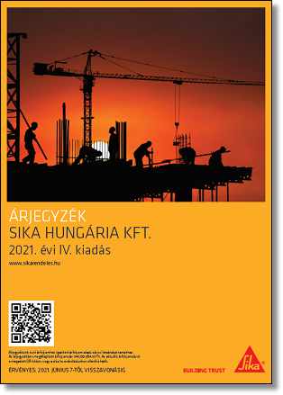 Kereskedelmi és Építőipari Árjegyzék