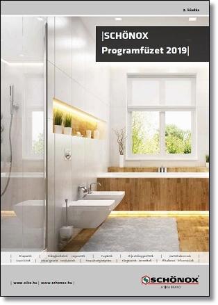 Schönöx Termékjegyzék 2019.
