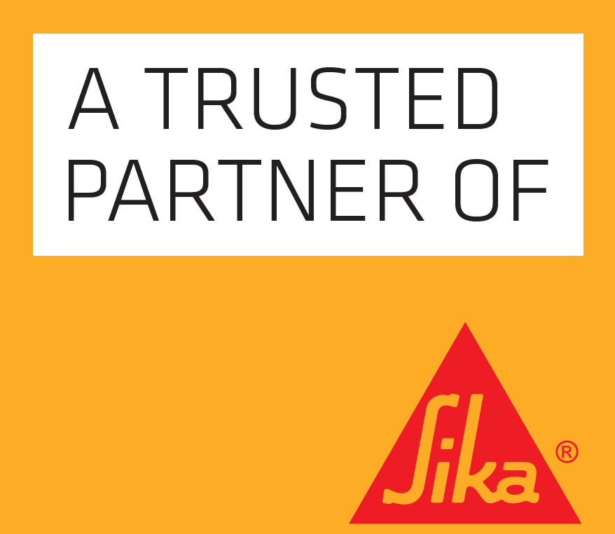 A TRUSTED PARTNER OF SIKA