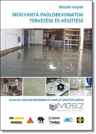 Műgyanta padlóbevonatok - Műszaki Irányelv