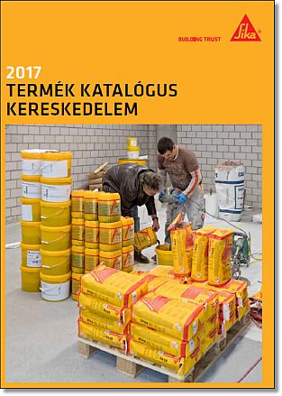 2017 - Termék katalógus