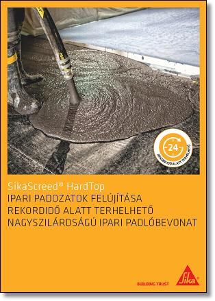 SikaScreed HardTop